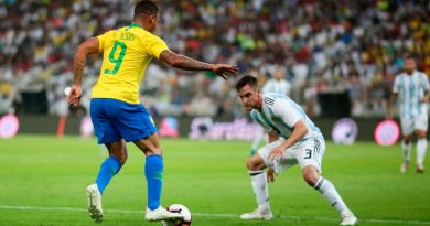 foto cbf selecao copa america brasil argentina 390x205 - É hoje! Seleção encara Argentina por vaga na decisão da Copa América