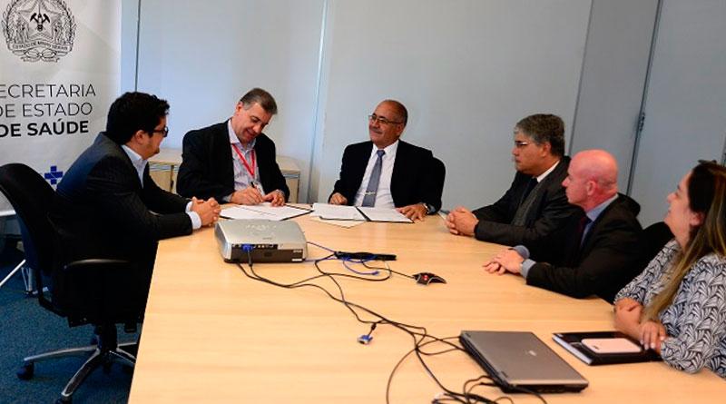 foto divulgacao governo de minas assinaram um Descentralização de Crédito Orçamentário tDCO - Saúde: Governo de Minas libera verba para sistemas prisionais