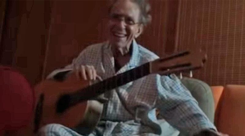foto print joao gilberto - Pai da Bossa Nova: A despedida do excêntrico João Gilberto