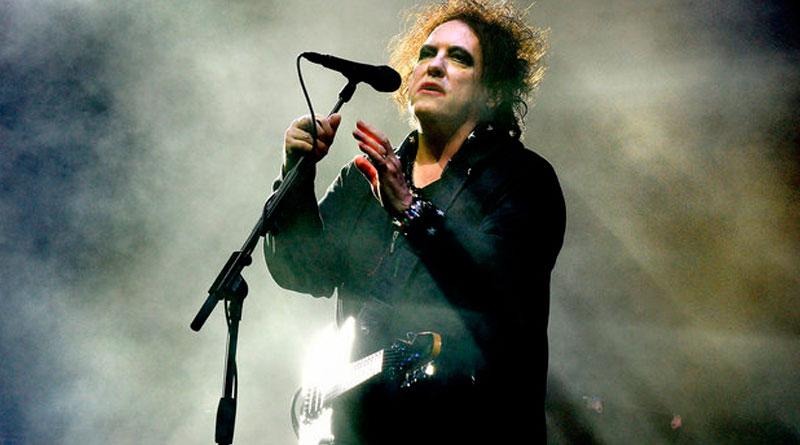 foto the cure - The Cure faz show emocionante em Festival na Inglaterra