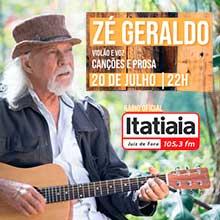 Show Zé Geraldo - Cervejaria Barbante em Juiz de Fora 2019