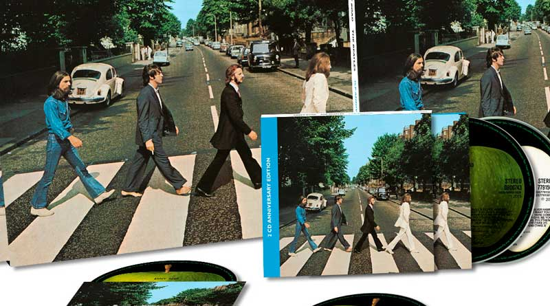 foto abbey road lp beatles 2 - 50 anos: Fãs visitam faixa de pedestres eternizada pelos Beatles