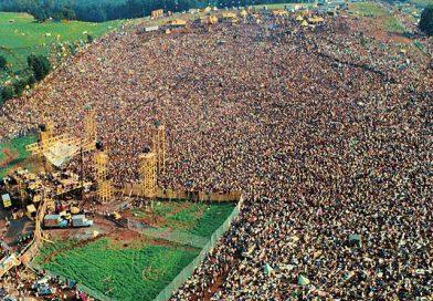500 mil pessoas: Festival de Woodstock completa 50 anos