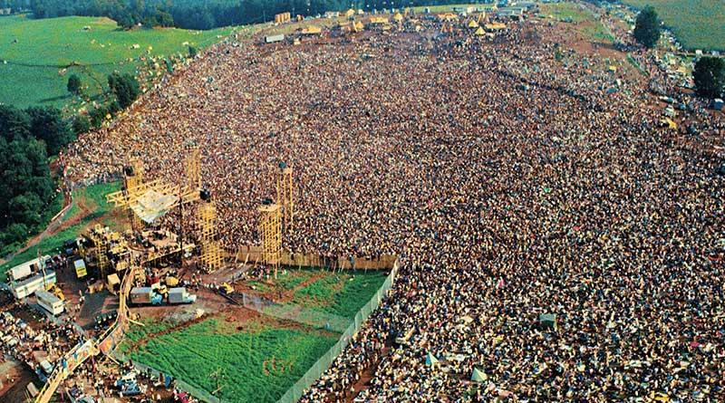 foto assessoeia festival woodstock - 500 mil pessoas: Festival de Woodstock completa 50 anos