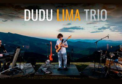 Palco Central: 'Dudu Lima Trio' lança DVD gravado em Ibitipoca