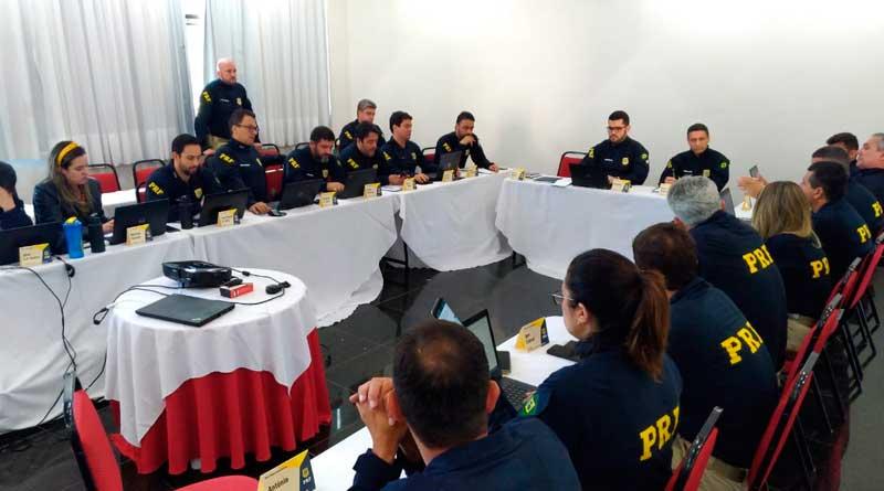 foto coletiva prf - JF concentra 30% das drogas apreendidas nas estradas federais em Minas