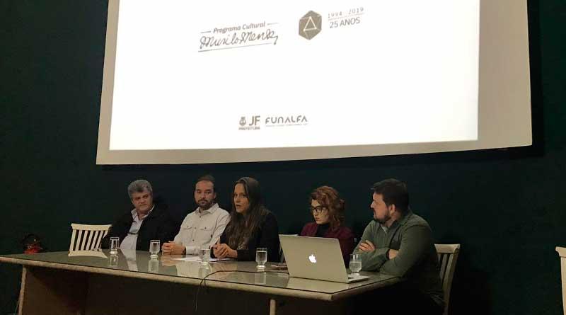 foto joubertt telles lei murilo mendes lancamento - Lei Murilo Mendes: Inscrições e mudanças na 20ª edição