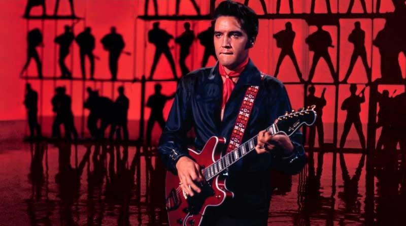 foto oficial elvis presley - Música: 42 anos sem Elvis Presley