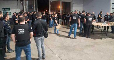pc 390x205 - Operação cumpre 21 mandados de prisão em Ubá