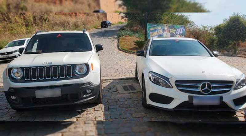 estelionato - Operação prende suspeito de praticar golpes com carros de luxo