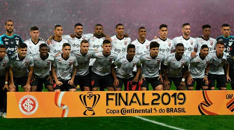 foto atlhetico paranaense 2019 - Atlhético Paranaense é campeão da Copa do Brasil