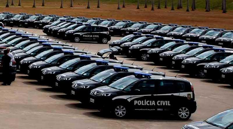 foto divulgacao governo de minas viaturas 2019 - Região: Polícia Civil recebe novas viaturas