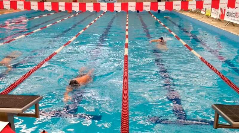 foto divulgacao maratona aquatica - 12 horas: Juiz de Fora sedia maratona aquática