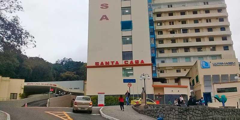 foto marcos alfredo santa casa 2019 - Santa Casa alerta para golpe pedindo doações