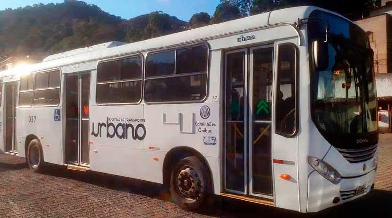 foto pjf onibus sustentavel divulgacao - Settra inicia testes com ônibus sustentável