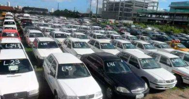 foto prf 390x205 - Polícia Rodoviária Federal realiza leilão de veículos