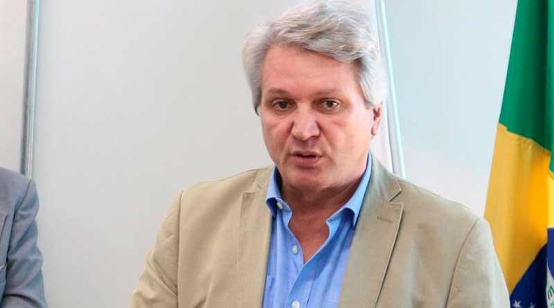 foto rede social jaime martins filho governo de minas - Minas: Ex-deputado assume chefia de representação em Brasília