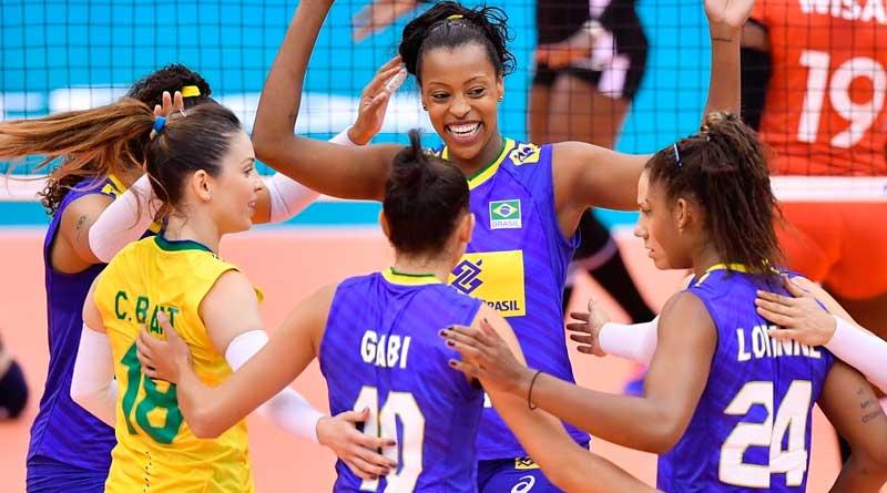 fotocbv volei femino mundial setembro 2019 - Vôlei feminino: Brasil vence Quênia e consegue a 3ª vitória