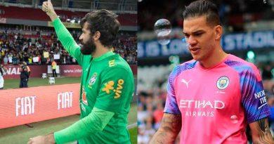 goleiros 390x205 - Dois brasileiros disputam título de melhor goleiro do mundo