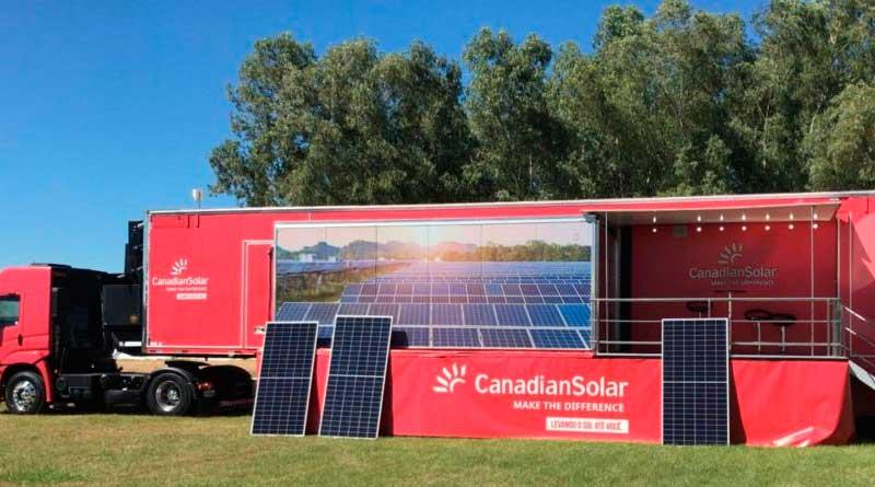 svcsac - Caravana oferece treinamento para instalação de sistemas de energia solar
