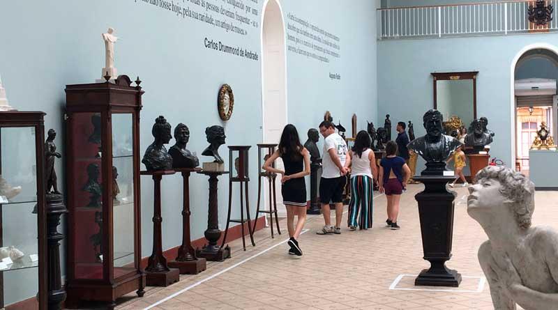 Foto Vinicius Ribeiro museu mariano procopio juiz de fora cultura - Museu: Visitas mediadas tem agendamento até dezembro