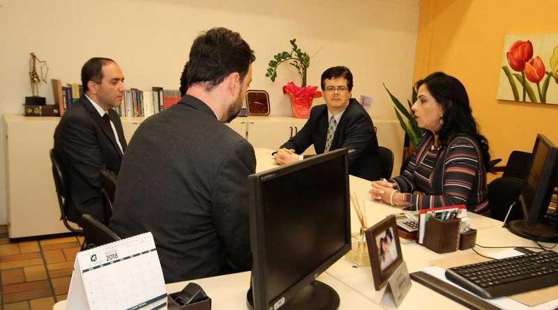 foto gil veloso prefeitura pjf audiencia de conciliacao - Prefeitura promove audiências de conciliação de débitos