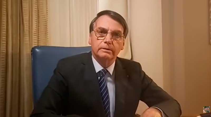 foto print bolsonaro video - Caso Marielle: Comissão especial pode ser criada para investigar denúncias