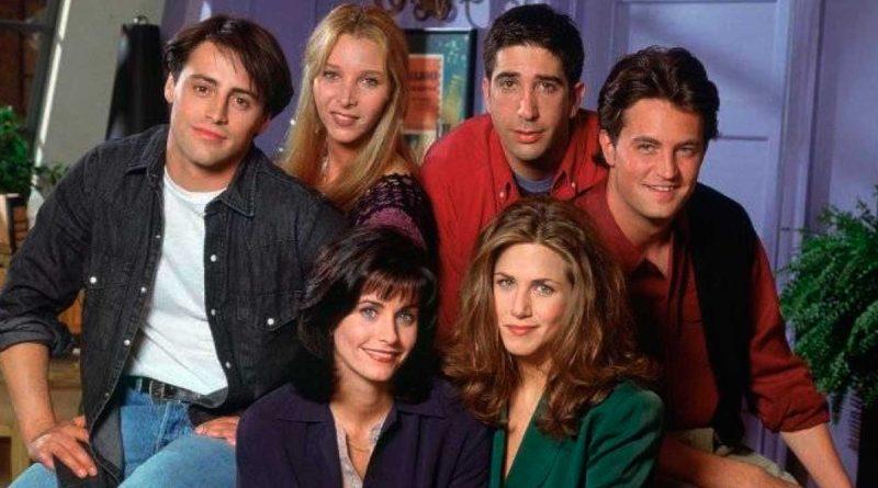 Episódios de 'Friends' serão exibidos em cinemas