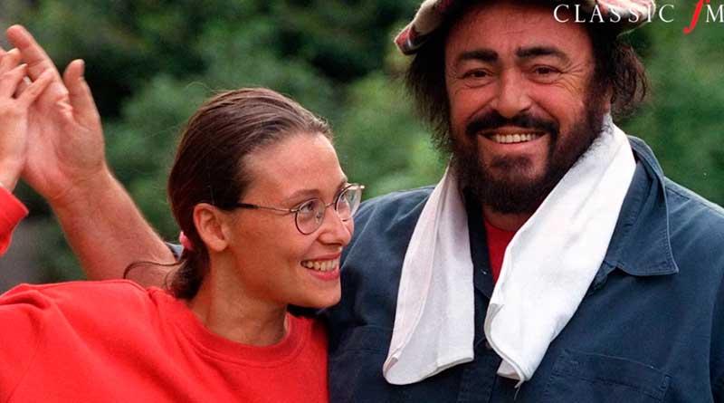 Nicoletta Mantovani fala sobre documentário 'Pavarotti' e sua vida com o tenor