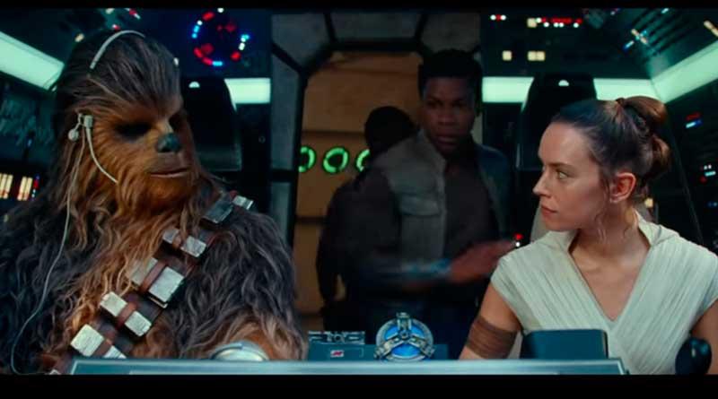 star wars filme - Trailer final de 'Star Wars: A Ascensão Skywalker' é divulgado