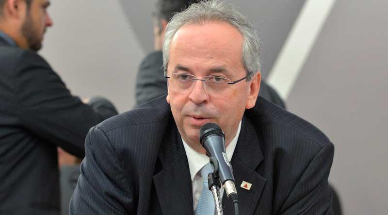 foto agencia minas Secretário de Planejamento e Gestão de Minas Gerais Otto Levy - Governo de Minas admite que 13º salário pode ficar para 2020