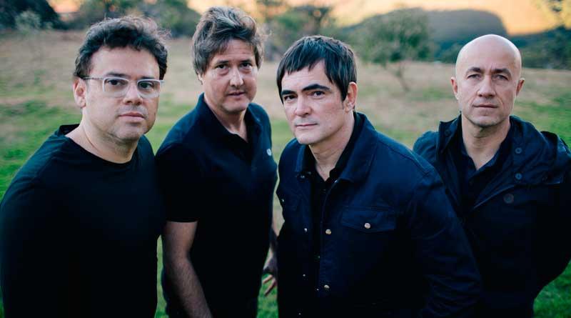 foto skank assessoria site separacao turne despedida fim banda - Skank anuncia separação e turnê de despedida