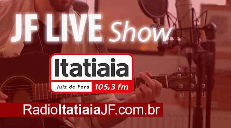 live show de hoje jf