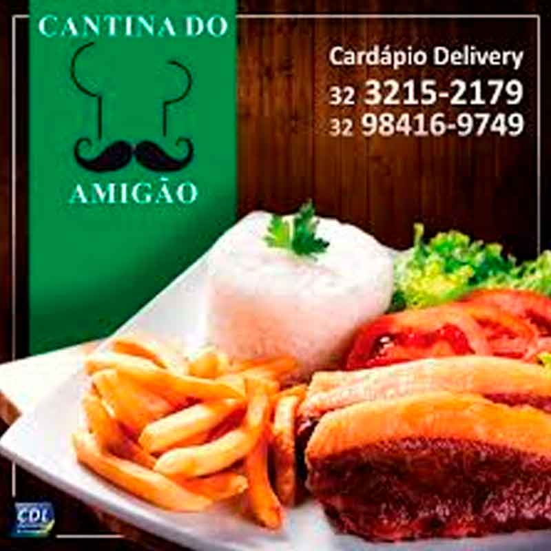 cantina do amigão restaurante
