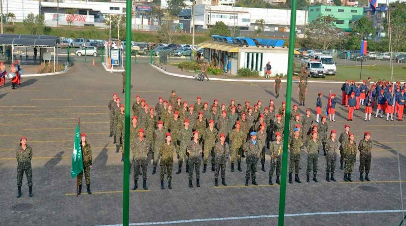 colegio militar aulas