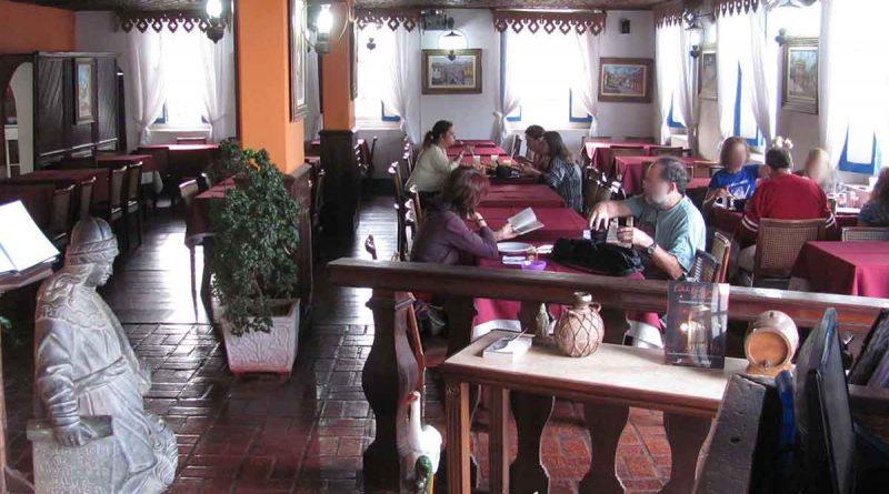 restaurantes horario