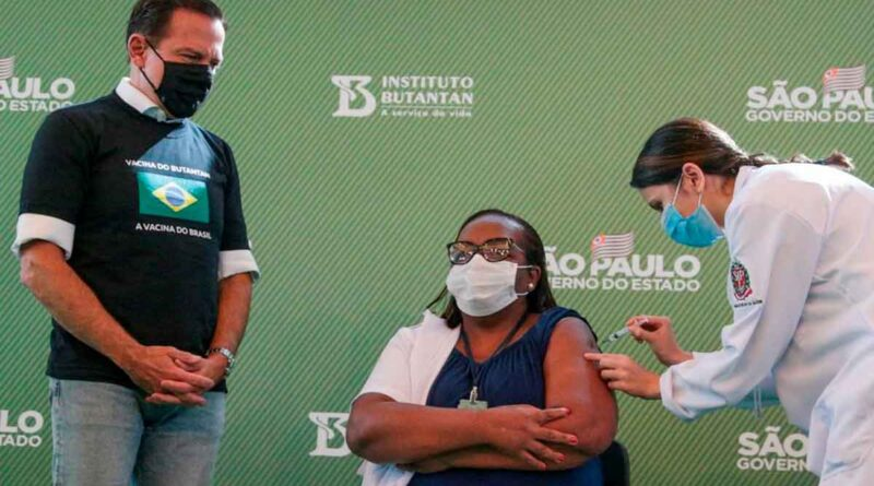 vacinas no brasil
