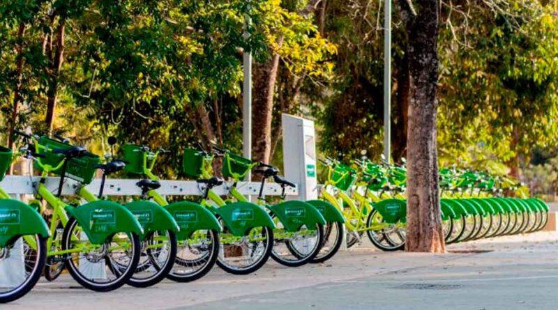 estação bike bicicletário