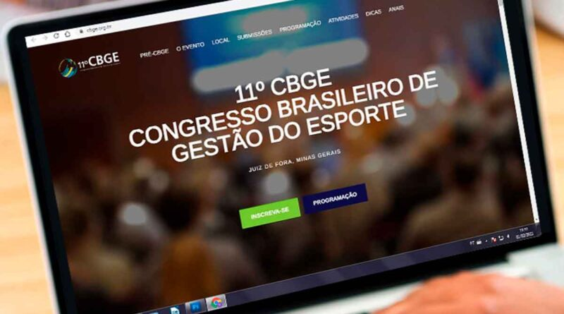 Congresso Brasileiro de Gestão do Esporte